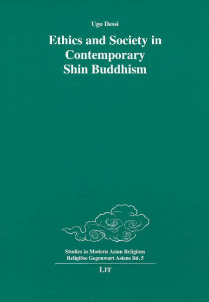 Ethics and Society in Contemporary Shin Buddhism
