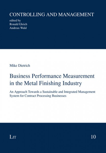 Business Performance Measurement in the Metal Finishing Industry