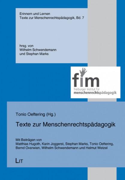 Texte zur Menschenrechtspädagogik