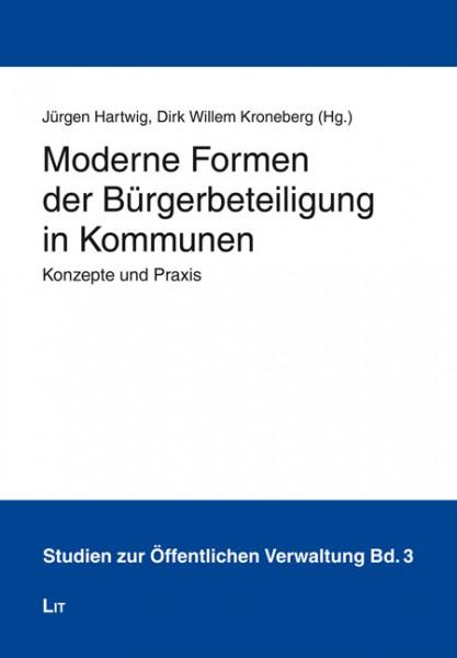 Moderne Formen der Bürgerbeteiligung in Kommunen