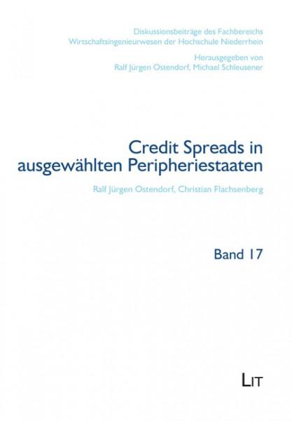 Credit Spreads in ausgewählten Peripheriestaaten