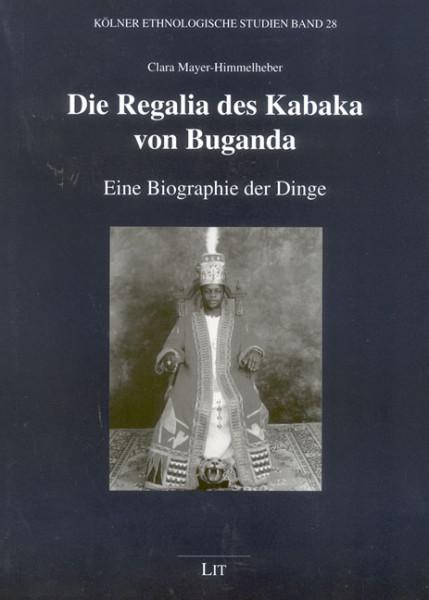 Die Regalia des Kabaka von Buganda