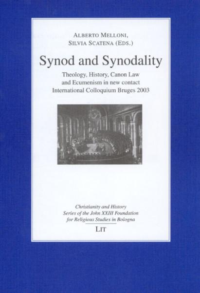 Synod and Synodality