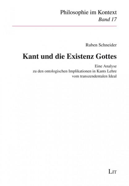 Kant und die Existenz Gottes