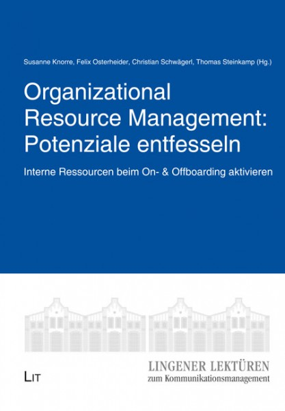 Organizational Resource Management Potenziale entfesseln