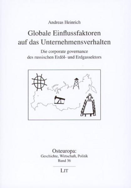 Globale Einflussfaktoren auf das Unternehmensverhalten