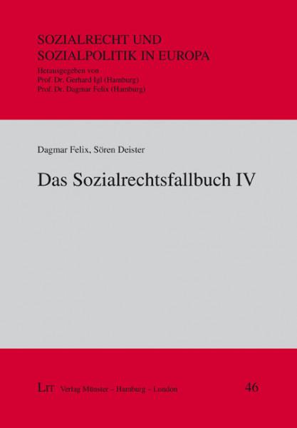 Das Sozialrechtsfallbuch IV