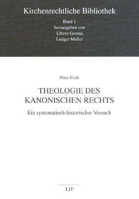 Theologie des kanonischen Rechts
