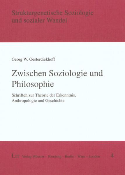 Zwischen Soziologie und Philosophie