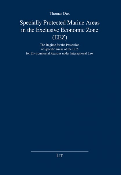 Specially Protected Marine Areas in the Exclusive Economic Zone (EEZ)
