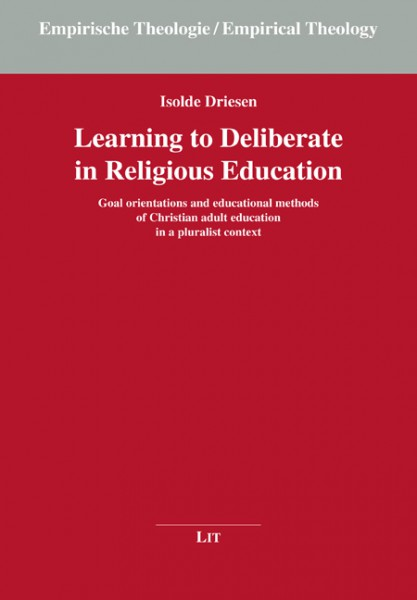 Learning to Deliberate in Religious Education