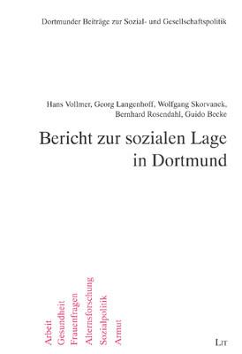 Bericht zur sozialen Lage in Dortmund