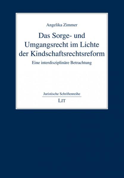 Das Sorge- und Umgangsrecht im Lichte der Kindschaftsrechtsreform