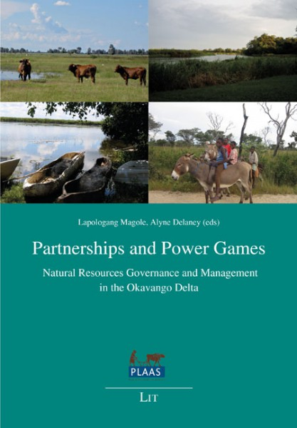 Partnerships and Power Games