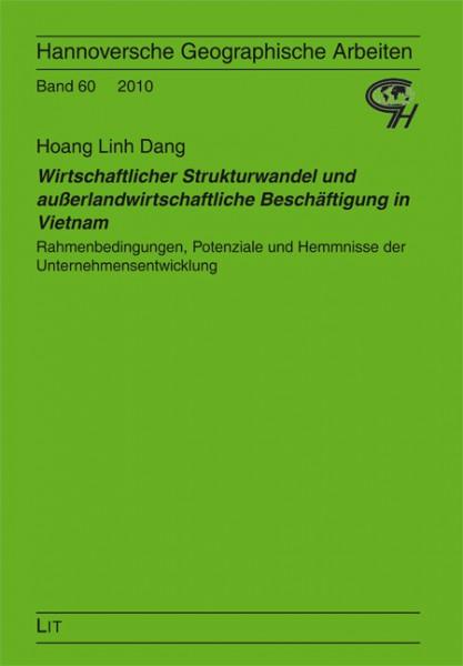 Wirtschaftlicher Strukturwandel und außerlandwirtschaftliche Beschäftigung in Vietnam