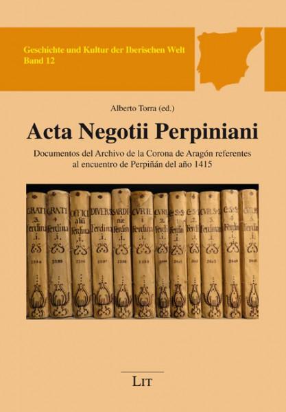 Acta Negotii Perpiniani