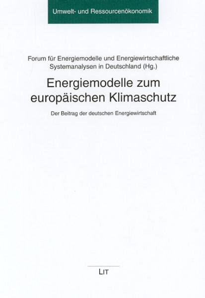 Energiemodelle zum europäischen Klimaschutz