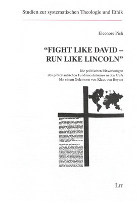 """Fight like David - Run like Lincoln"""