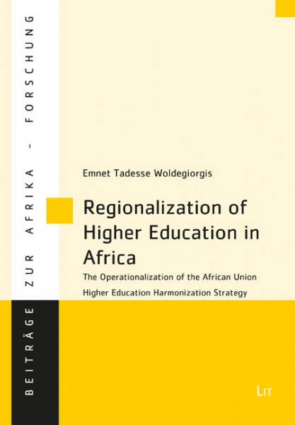 Regionalization of Higher Education in Africa