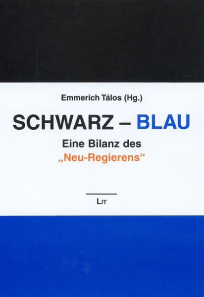 Schwarz - Blau