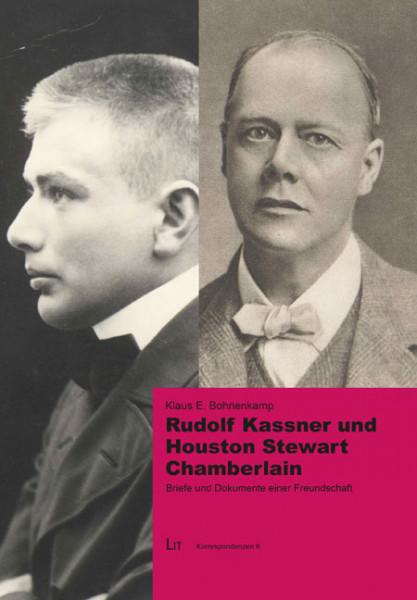 Rudolf Kassner und Houston Stewart Chamberlain
