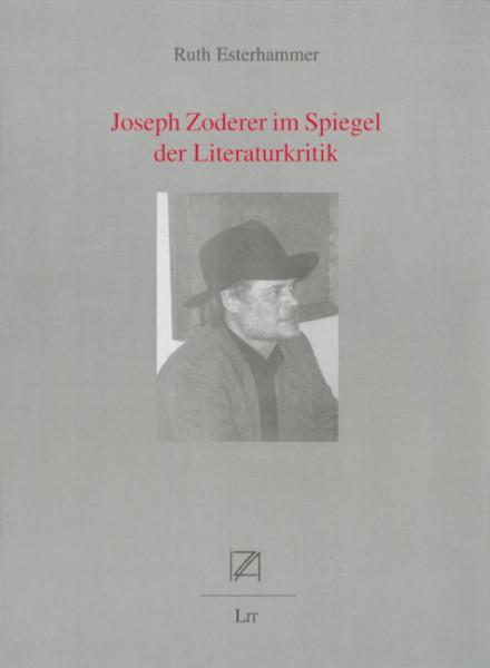 Joseph Zoderer im Spiegel der Literaturkritik