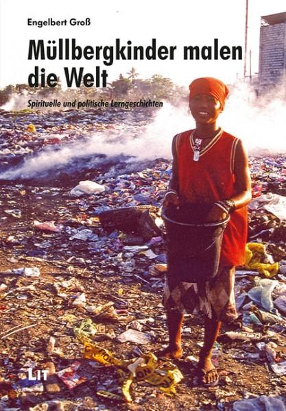 Müllbergkinder malen die Welt