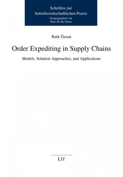 Order Expediting in Supply Chains