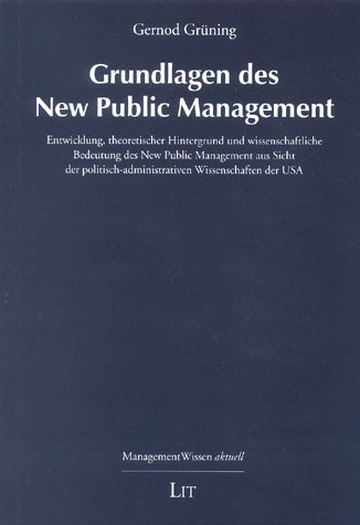 Grundlagen des New Public Management