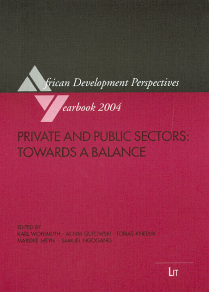Private and Public Sectors: Towards a Balance