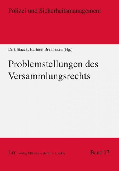 Problemstellungen des Versammlungsrechts