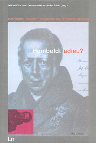 Humboldt adieu?