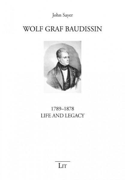 Wolf Graf Baudissin (1789-1878)