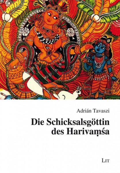 Die Schicksalsgöttin des Harivamsa