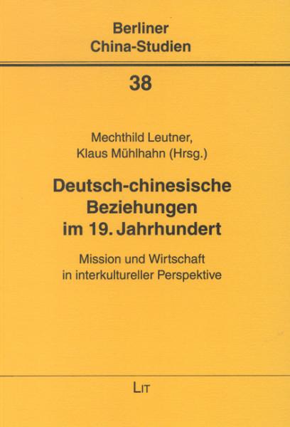 Deutsch-chinesische Beziehungen im 19. Jahrhundert
