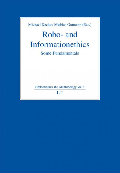 Robo- and Informationethics