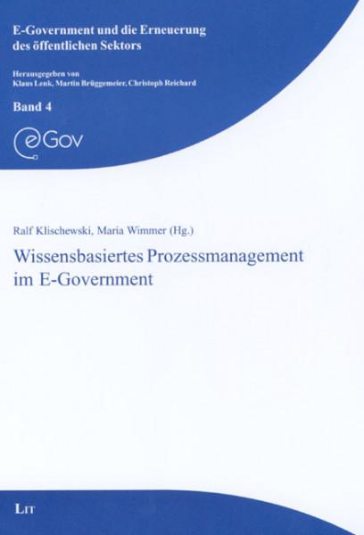 Wissensbasiertes Prozessmanagement im E-Government