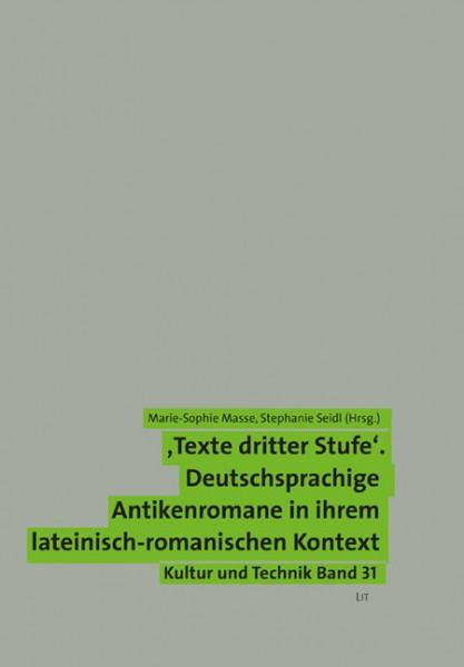 """""""Texte dritter Stufe""""."""