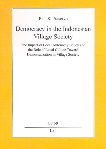 Democracy in the Indonesian Village Society
