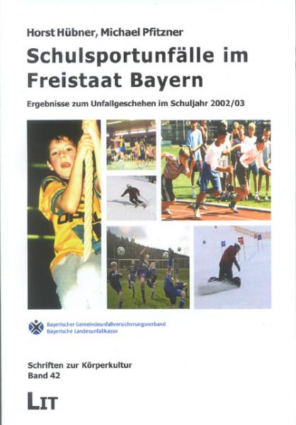 Schulsportunfälle im Freistaat Bayern
