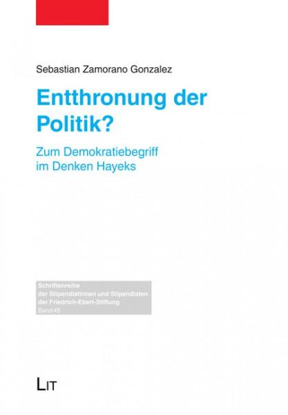 Entthronung der Politik?