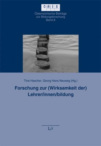 Forschung zur (Wirksamkeit der) Lehrer/innen/bildung
