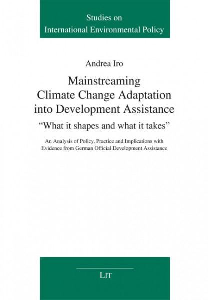Mainstreaming Climate Change Adaptation into Development Assistance