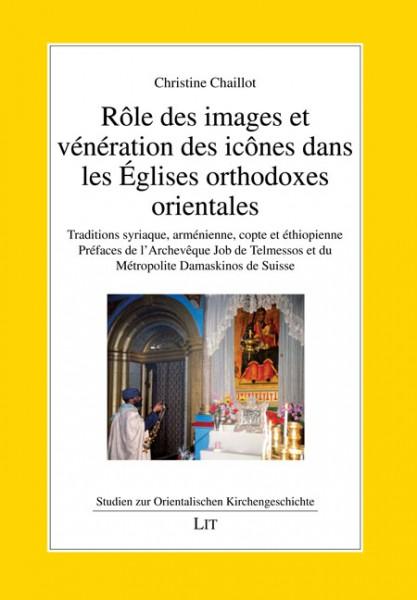 Rôle des images et vénération des icônes dans les Églises orthodoxes orientales