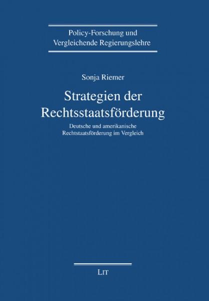 Strategien der Rechtsstaatsförderung