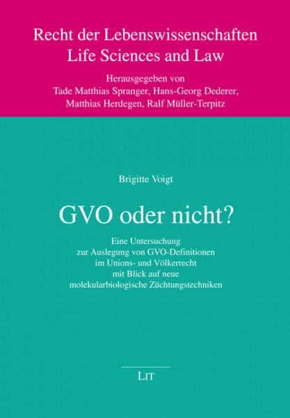 GVO oder nicht?