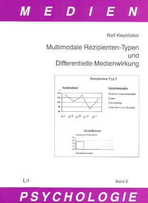 Multimodale Rezipienten-Typen und Differentielle Medienwirkung