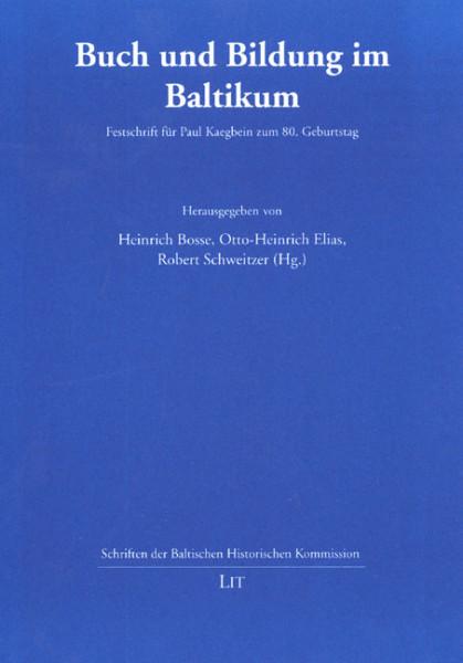 Buch und Bildung im Baltikum