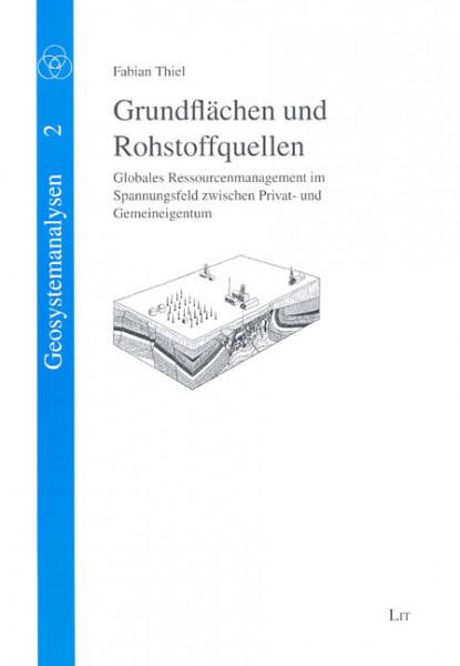 Grundflächen und Rohstoffquellen