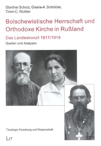 Bolschewistische Herrschaft und Orthodoxe Kirche in Rußland